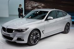 2014 BMW 3 Series Gran Turismo: Geneva Auto Show