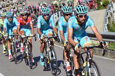 Etapa 16 - Astana endureció la parte más complicada de la etapa