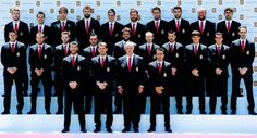 Spanish National Football Team for FIFA World Cup 2014 #spanishfootball #spain #worldcup2014