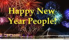 Happy new year 2015 people wallpaper
