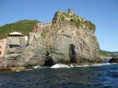 Liguria, Cinque Terre, Vernazza