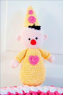 Free crochet pattern for Bumba