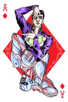 JoJo Bizarre Adventure: Josuke sold by Super Camacho Bros. Shop more products from Super Camacho Bros on Storenvy, the home of independent small businesses all over the world. Adventure Tattoo, Jojo's Adventure, Jojo Bizzare Adventure, Arctic Monkeys Wallpaper, Monkey Wallpaper, Jojo Parts, Jojo Anime, Jojo Memes, Funny Anime Pics