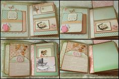 LEA'S MEMORIES: Baby Girl Mini Album