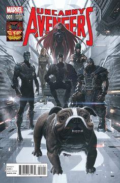 Uncanny Avengers 1 NM 9 4 Marvel 2015 Ltd 1 50 RI Variant Jose Ladronn Inhumans The Avengers, Uncanny Avengers, The Uncanny, Marvel Secret Wars, Best Comic Books, Comic Movies, Comic Poster, Comic Art, Kickass Comic