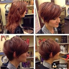 Short hair trends for 2015