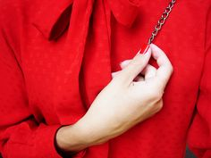 I love RED! <3  www.pattysfamilystyle.blogspot.it
