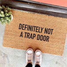 22 The Cheeky Doormat Ideas Door Mat Funny Doormats Custom Doormat