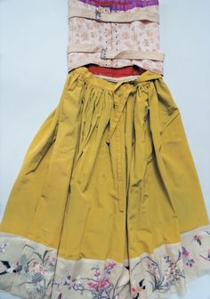 See Frida Kahlo's wardrobe, locked away for 50 years | Dangerous Minds