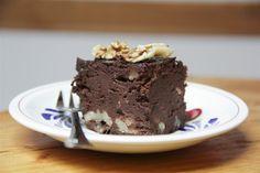 Brownies van bonen
