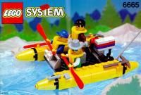 LEGO Instructions 6665 River Runners