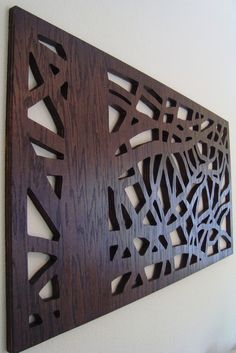 this is so beautiful.  wooden wall art, $300