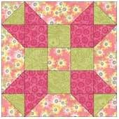 For geometry - make quilt block patterns