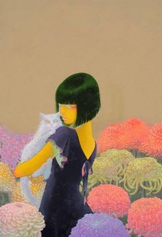 Fuco Ueda painting.