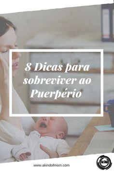 8 Dicas para sobreviver aos primeiros dias com o bebé em casa.