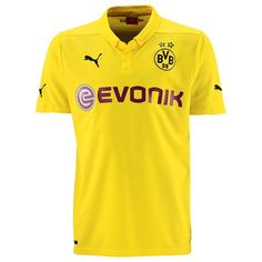 Puma BVB International Home Shirt 2014/15 745889-01 BVB International Home Shirt 2014/15The clubs history and identity is embodied within each garment of the official PUMA Licensed Football Apparel, proudly worn by players and fans on and off the pit http://www.MightGet.com/february-2017-2/puma-bvb-international-home-shirt-2014-15-745889-01.asp