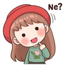 Korean Phrases, Korean Words, Pop Stickers, Kawaii Stickers, Korean Expressions, Korean Stickers, Korean Lessons, Telegram Stickers, Learn Korean