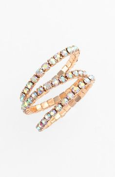 Trend to try: Sparkly stacked rings http://rstyle.me/n/vny32n2bn