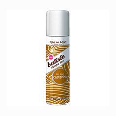 Shampoo Seco Batiste Castanho Spray