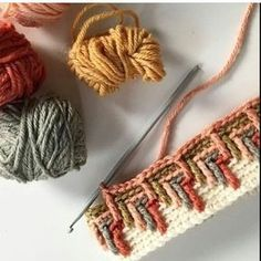 Crochet vest for 1 to 3 year old girls step by step - knitting crochet . Crochet vest for 1 to 3 year old girls step by step – knitting crochet ideas – # bis # for # cr Gilet Crochet, Crochet Amigurumi, Crochet Motifs, Crochet Stitches Patterns, Tunisian Crochet, Knitting Patterns, Knit Crochet, Afghan Patterns, Crochet Granny
