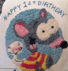 DIY: Toopy and Binoo birthday cake