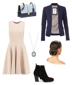 """Blue Without You"" by shelby-lagueux ❤ liked on Polyvore featuring Michael Kors, Tommy Hilfiger, Miu Miu, Nly Shoes, Armenta, women's clothing, women's fashion, women, female and woman"