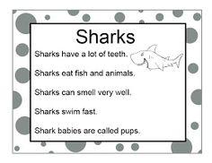 Brilliant Bundles: Shark Crafts and Activities for a Preschool Ocean Theme