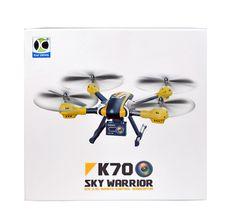 Kai Deng K70C With 2MP Wide Angle HD Camera Gimbal 3D Rolling RC Quadcopter RTF Sale - Banggood.com