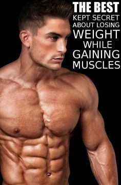 THE BEST KEPT SECRET ABOUT LOSING WEIGHT WHILE GAINING MUSCLES | Nature Is The Answer