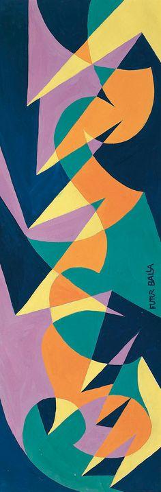 Giacomo Balla (1871-1958), Futur Balla. #Futurism