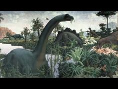 Mammals murals and the age on pinterest for Age of reptiles mural