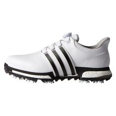 23caece944f6 Adidas Golf Adidas Mens Tour 360 Boa Boost WD Golf Shoes Features  Premium  leather upper