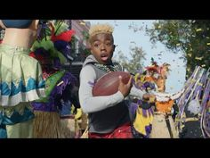 While there's always plenty of excitement around the Super Bowl, we can't lie: the grandiose commercials that go hand in hand with the big game are where it's Lilly Singh, Sports Page, Super Bowl Sunday, Live Events, Kansas City Chiefs, National Football League, Big Game, The Best, Celebrity