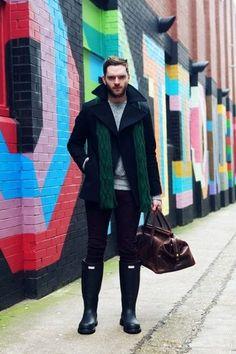 656aafa23 17 melhores imagens de Men's fashion em 2019 | Man fashion, Boots e ...