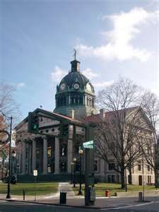 Broome County Courthouse, Binghamton, NY
