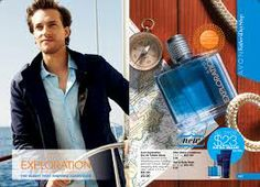 Avon Exploration for Him~Discover the thrill of this exhilarating scent, bursting with fresh volcanic orange, energizing silver sage and clean vetiver. http://jgoertzen.avonrepresentative.com/