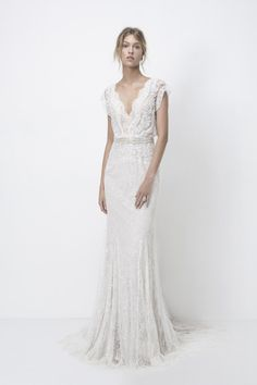 """Alexandra"" wedding dress by Lihi Hod."
