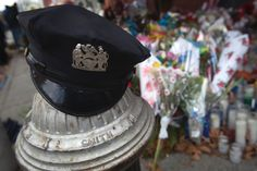 "As thousands of mourners prepare to attend the wake and funeral of a second New York City police officer killed in an ambush shooting, police Commissioner William Bratton is urging the rank-and-file to refrain from making political statements."" Maybe open season on cops should be met by open season on young .........you see we are not even allowed to say the obvious."