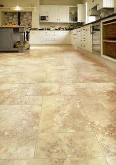 Best Floors For Kitchens That Will Create Amazing Kitchen Spaces |  HomesFeed | Kitchen Ideas | Pinterest | Vintage Style, Best Flooring For  Kitchen And ...