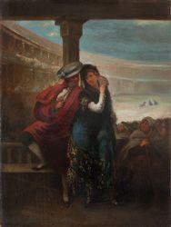 Eugenio Lucas Velázquez  Madrid, 1817 - Madrid, 1874