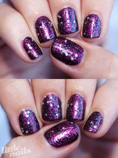 A ton of cute nail designs for short nails!