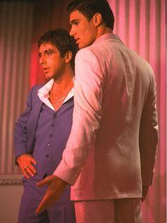 Scarface - Tony and Manny