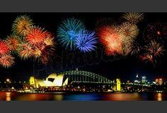 Fireworks Over Sydney Harbor Bridge, Australia - Stock Photos : Masterfile Harbor Bridge, Sydney Harbour Bridge, Fireworks Wallpaper, What Are Colours, Colors, No Doy Mas, Four Seasons Hotel, China, Mo S