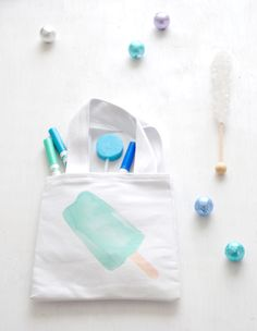 Popsicle Party Printables + DIY | Creature Comforts