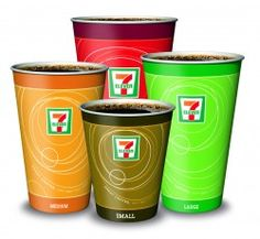 $1 Coffee at 7-Eleven on Wednesdays