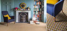 Trends v. timelessness – Ben Pentreath for Alternative Flooring Carpet, Interior, Home Decor, Design Studio, Derbyshire, Flooring, Inspiration, Alternative Flooring, Fireplace