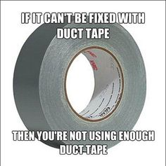 Wrap your fuel bottles with duct tape.