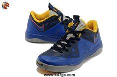 Cheap Blackened Blue/Hyper Blue-Stadium Grey-Bright Nike LeBron ST II 579743-400
