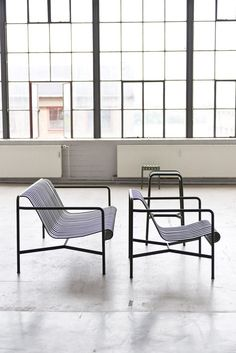 Palissade outdoor furniture by Studio Bouroullec for Hay http://decdesignecasa.blogspot.it