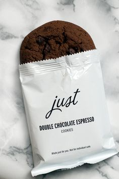 Just Cookies by Hampton Creek Review (dairy-free, egg-free, vegan, and plant-based)